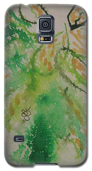 Leaves Galaxy S5 Case