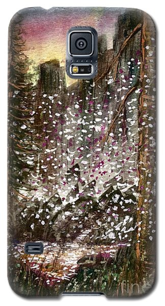 Leaves Of Change  Galaxy S5 Case
