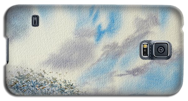 The Blue Hills Of Summer Galaxy S5 Case