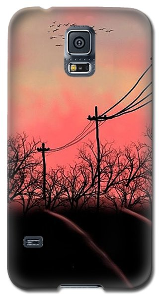 Leaving Home Galaxy S5 Case