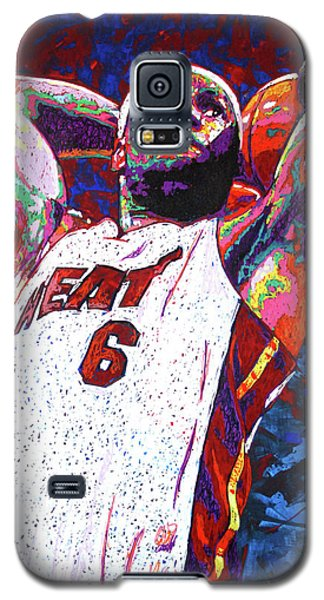 Lebron Dunk Galaxy S5 Case