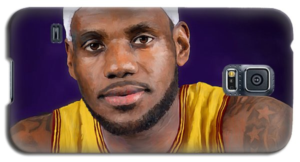 Lebron James Galaxy S5 Case