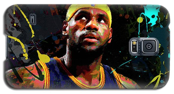 Lebron Galaxy S5 Case by Richard Day