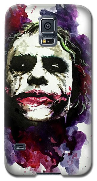 Ledgerjoker Galaxy S5 Case by Ken Meyer jr