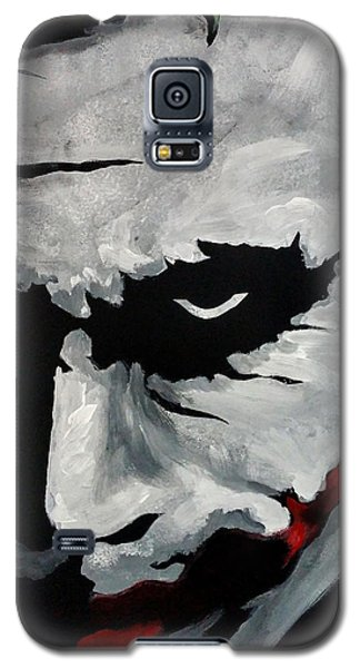 Ledger's Joker Galaxy S5 Case by Dale Loos Jr