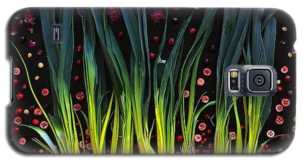 Leeks Galaxy S5 Case