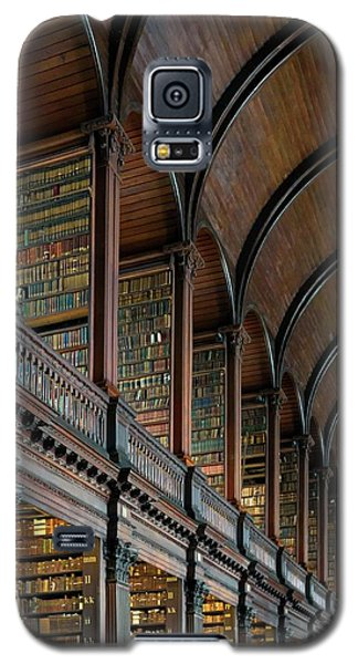 Left Wing Of The Long Room Galaxy S5 Case