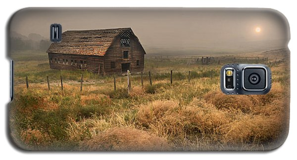 Legacy - Haynes Ranch Barn Galaxy S5 Case