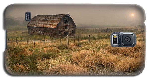 Legacy - Haynes Ranch Barn Galaxy S5 Case