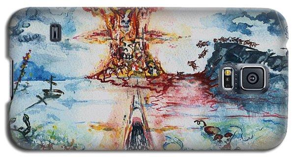 Legion Unleashed  Galaxy S5 Case