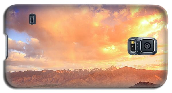 Galaxy S5 Case featuring the photograph Leh, Ladakh by Alexey Stiop