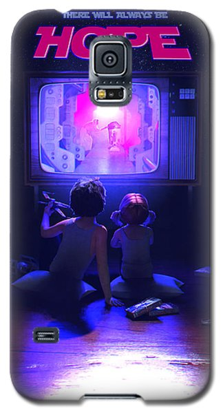 Star Wars Galaxy S5 Case - Leia Tribute by Exar Kun