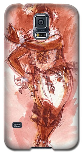 Lelei, Dancer Of Tonga Galaxy S5 Case