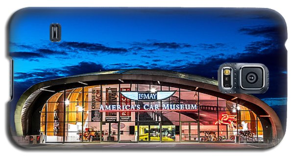 Lemay Car Museum - Night 2 Galaxy S5 Case