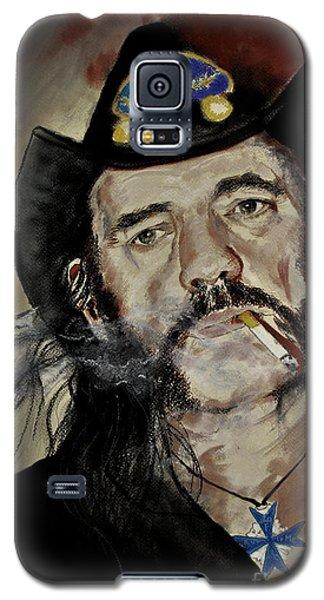 Lemmy Kilmister Motorhead Galaxy S5 Case by Maja Sokolowska