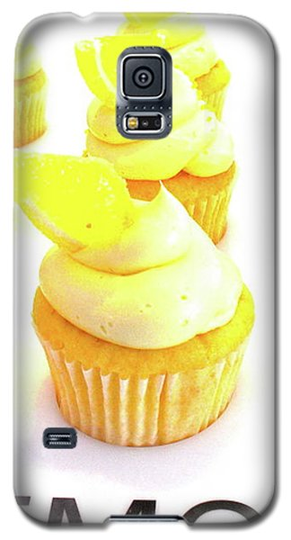 Galaxy S5 Case featuring the photograph When Life Gives You Lemons by Beth Saffer