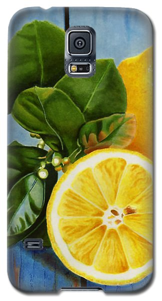 Lemon Fresh Galaxy S5 Case