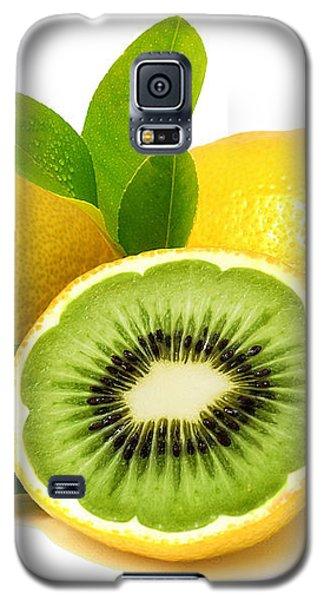 Lemon Kiwi Galaxy S5 Case