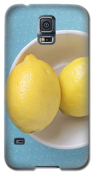 Lemon Pop Galaxy S5 Case by Edward Fielding
