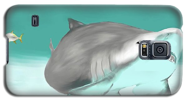 Lemon Shark Galaxy S5 Case