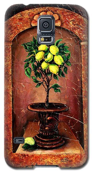 Lemon Tree Galaxy S5 Case