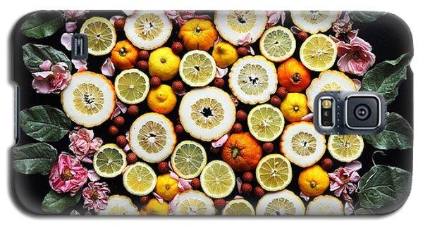 Lemonade Vibes Galaxy S5 Case