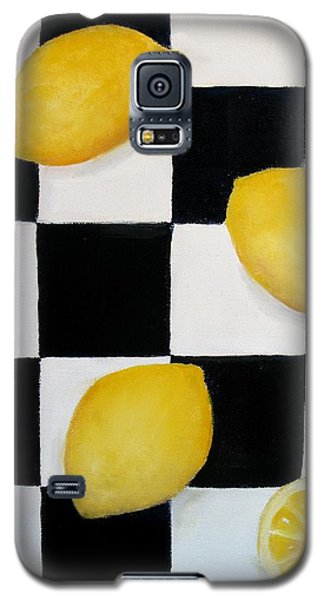 Lemons Galaxy S5 Case by Carol Sweetwood