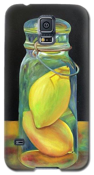 Lemons In Jar.  Sold Galaxy S5 Case