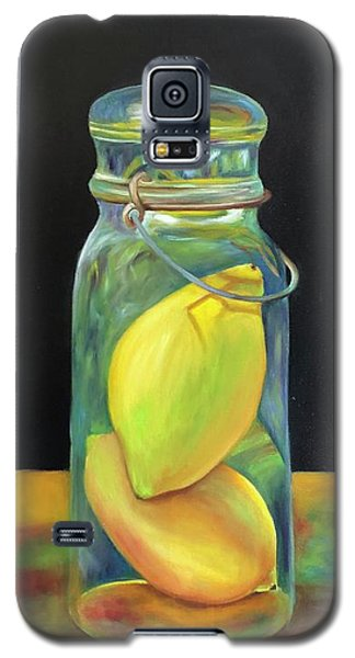 Lemons In Jar.  Sold Galaxy S5 Case