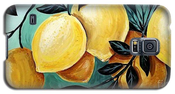 Lemons Galaxy S5 Case