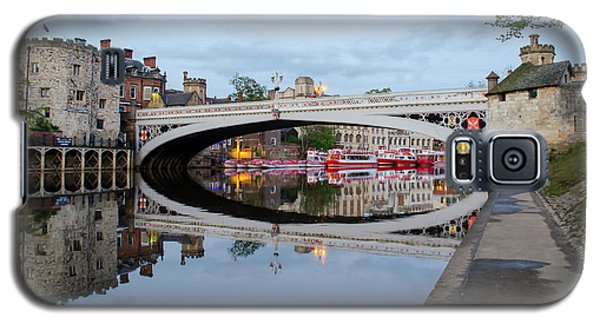 Lendal Bridge Reflection  Galaxy S5 Case