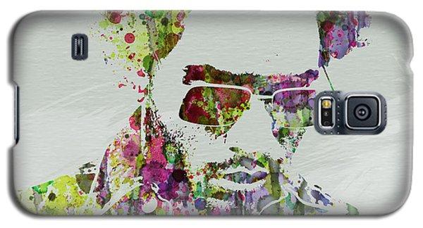 Lenny Kravitz 2 Galaxy S5 Case by Naxart Studio