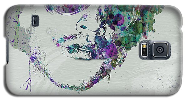 Rhythm And Blues Galaxy S5 Case - Lenny Kravitz by Naxart Studio