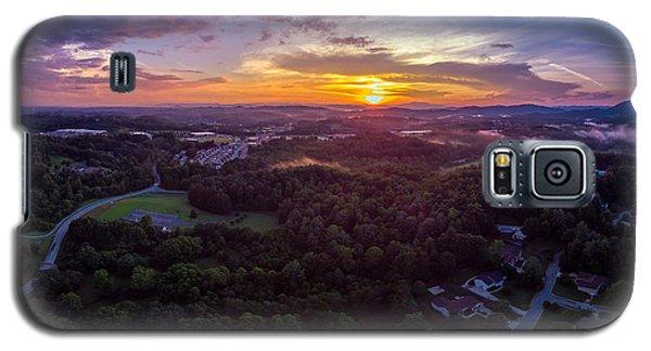 Lenoir North Carolina  Sunset Galaxy S5 Case
