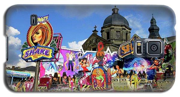 Lenten Carnival Galaxy S5 Case