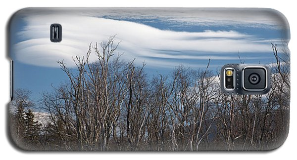 Lenticular Clouds - White Mountains New Hampshire  Galaxy S5 Case