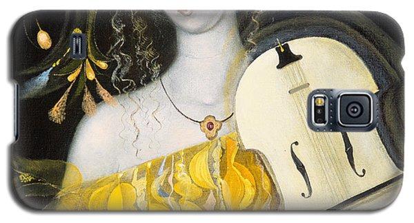 Leo Galaxy S5 Case by Annael Anelia Pavlova