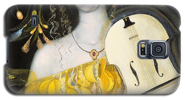 Violin Galaxy S5 Case - Leo by Annael Anelia Pavlova