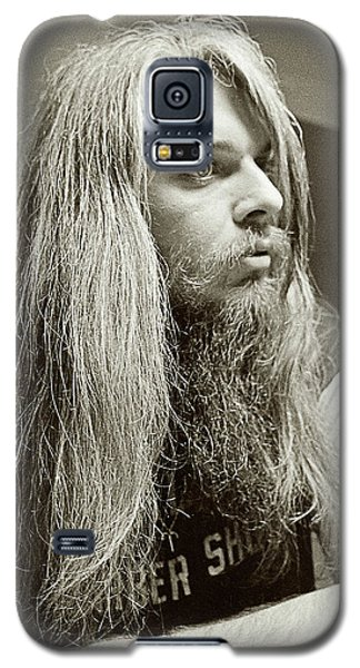 Leon Russell 1970 Galaxy S5 Case