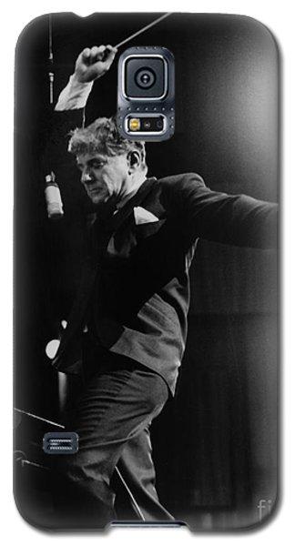 Leonard Bernstein Galaxy S5 Case