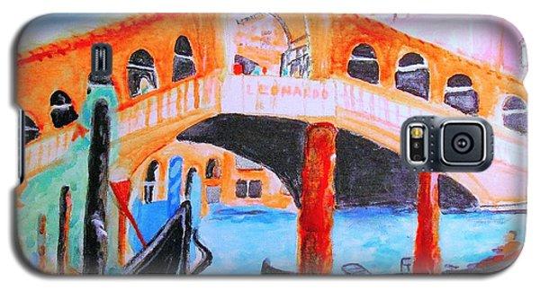 Leonardo Festival Of Venice Galaxy S5 Case
