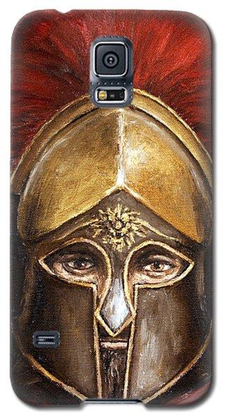 Leonidas Galaxy S5 Case by Arturas Slapsys
