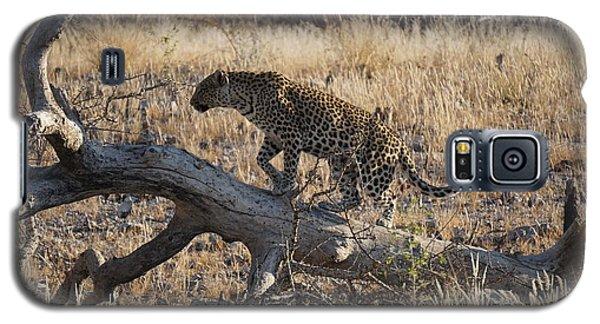 Leopard Tail Galaxy S5 Case