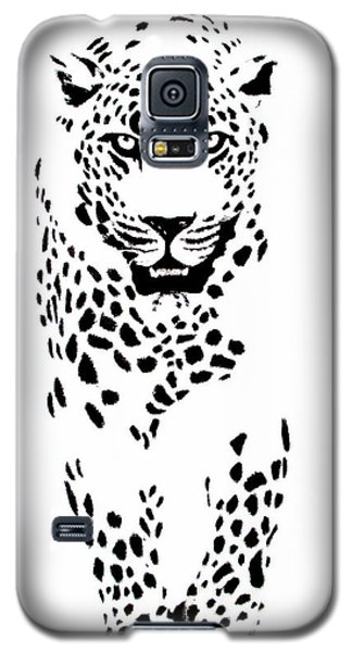 Leopard Galaxy S5 Case