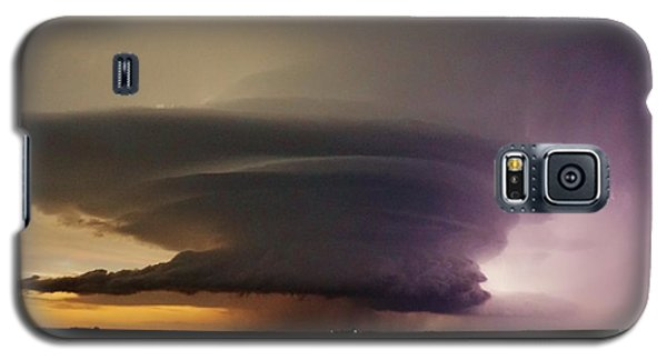 Leoti, Ks Supercell Galaxy S5 Case by Ed Sweeney