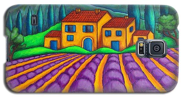 Les Couleurs De Provence Galaxy S5 Case