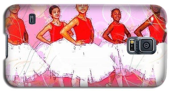 Les Danseurs Noirs Galaxy S5 Case