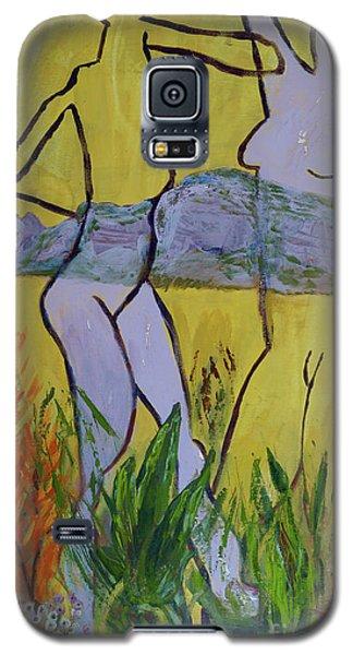Les Nymphs D'aureille Galaxy S5 Case by Paul McKey