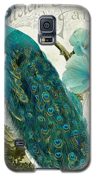 Magnolia Galaxy S5 Case - Les Paons by Mindy Sommers