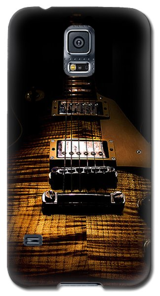 Burst Top Guitar Spotlight Series Galaxy S5 Case